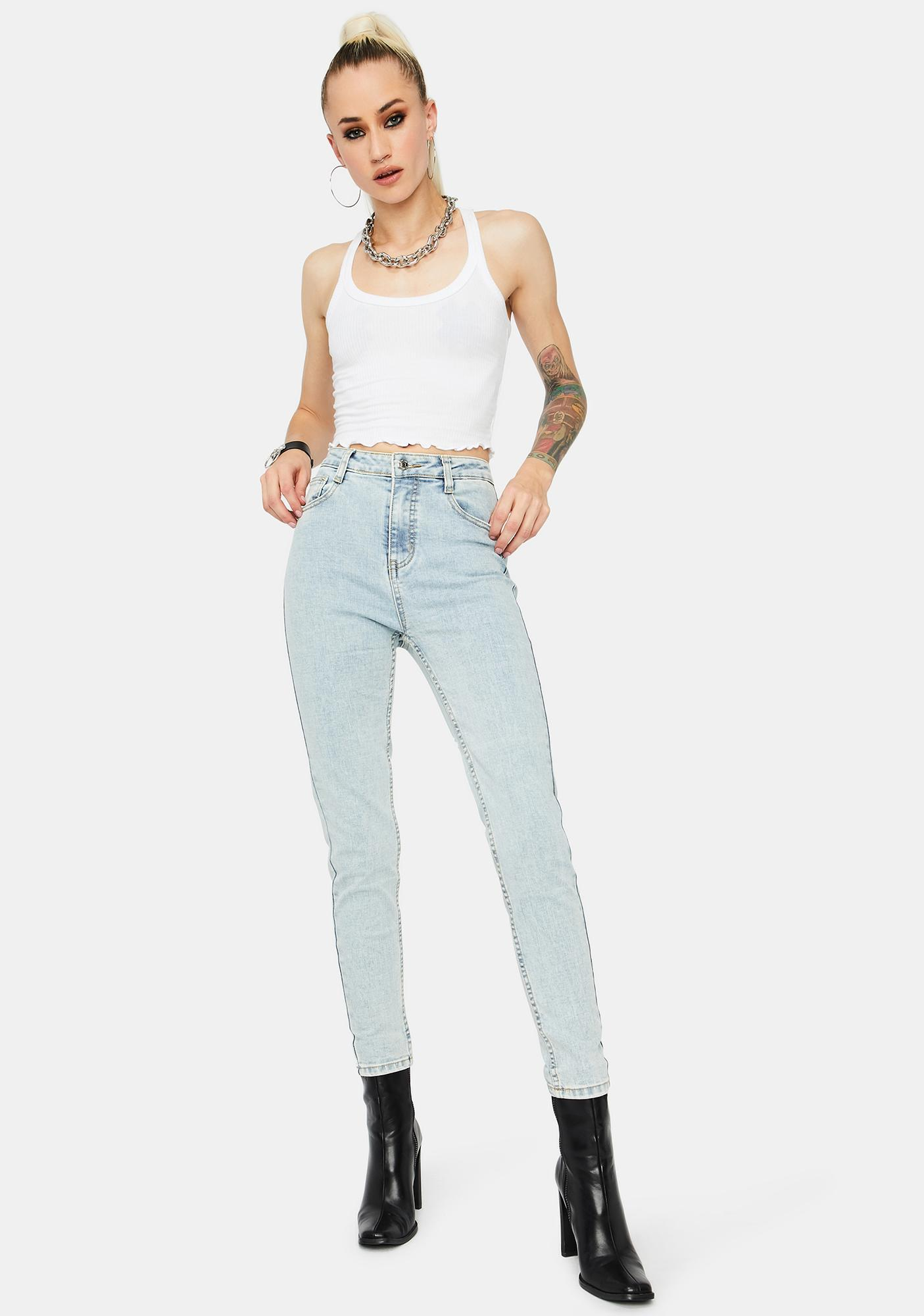 BY DYLN Carson Denim Jeans
