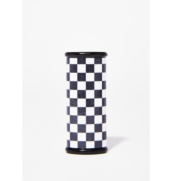 My Bubblegum Fantasy Checkered Lighter Case