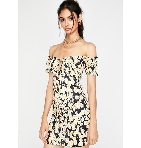 Daisy Days Mini Dress