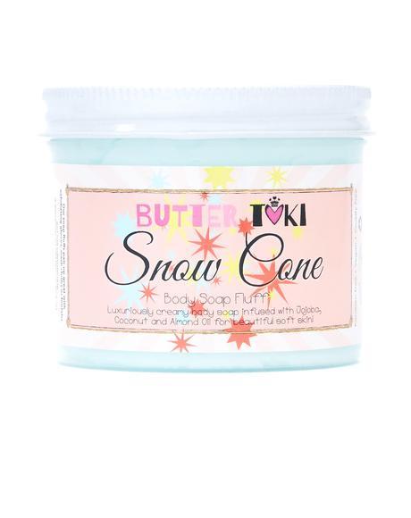 Snow Cone Soap Fluff