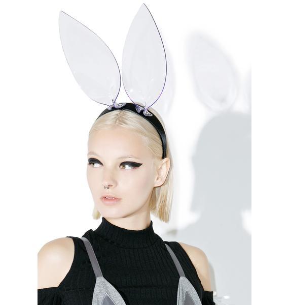 Clearly Bunniez Ears