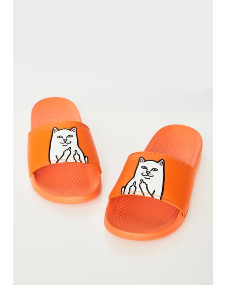Juiced Lord Nermal Slides