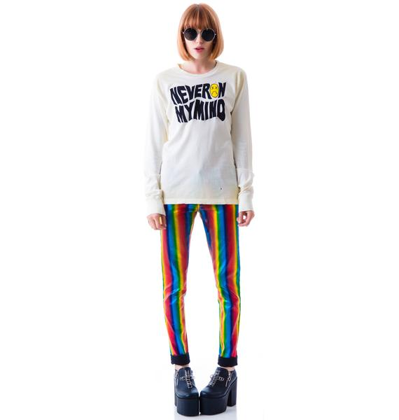 UNIF Never On Long Sleeve