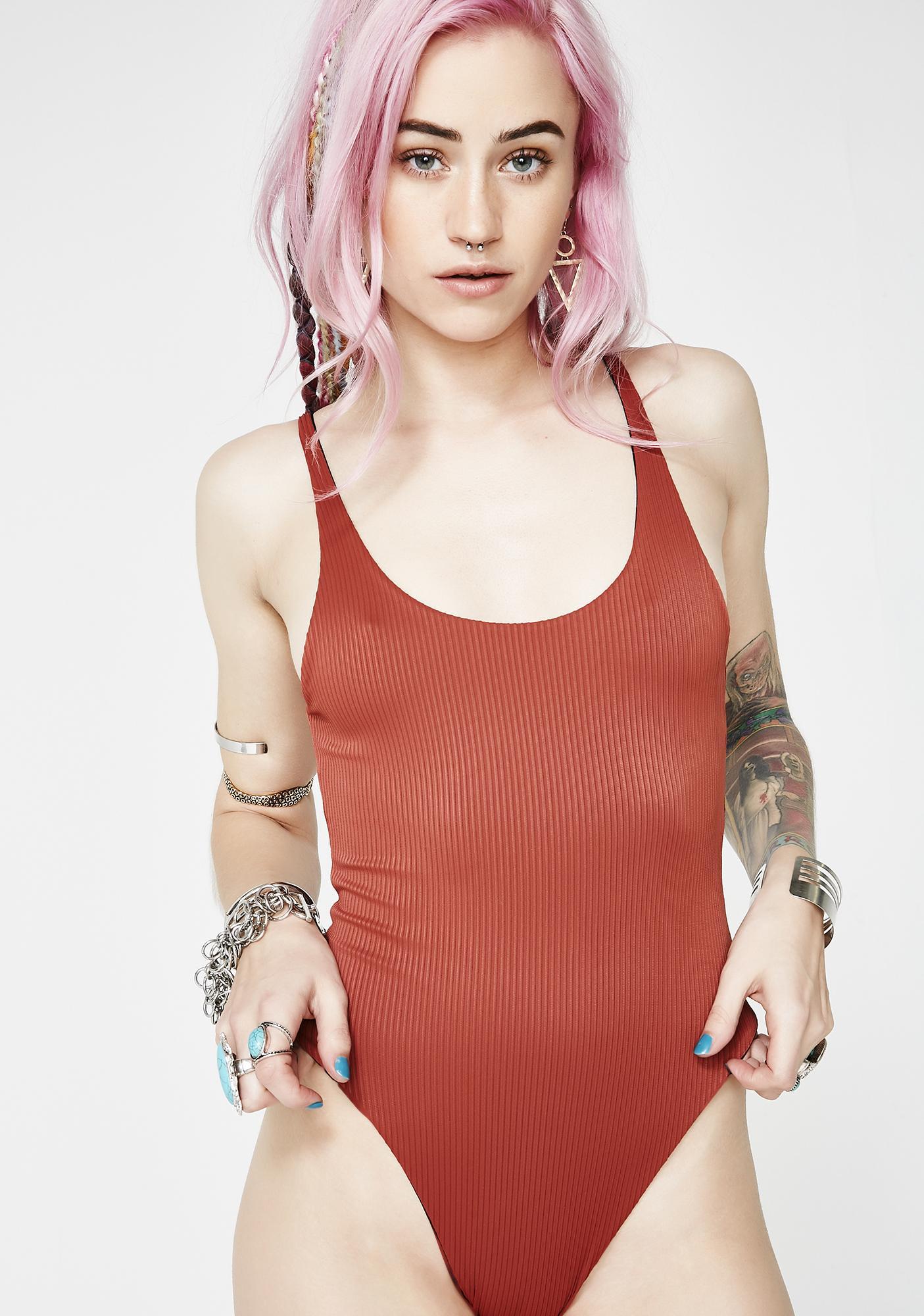 Lira Clothing Zannia Reversible One Piece