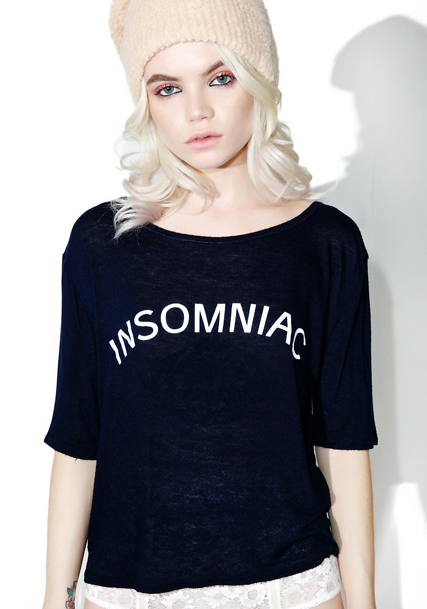 Daydream Nation Insomniac Tee