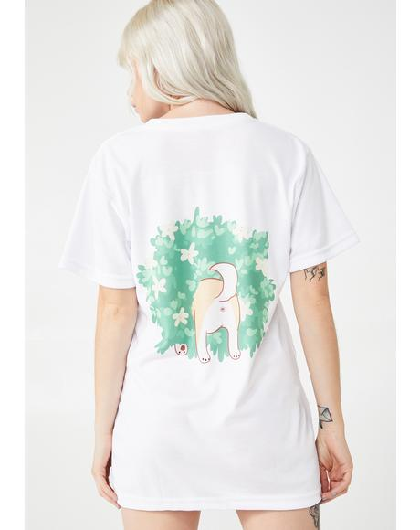 Inu Lover Graphic Tee