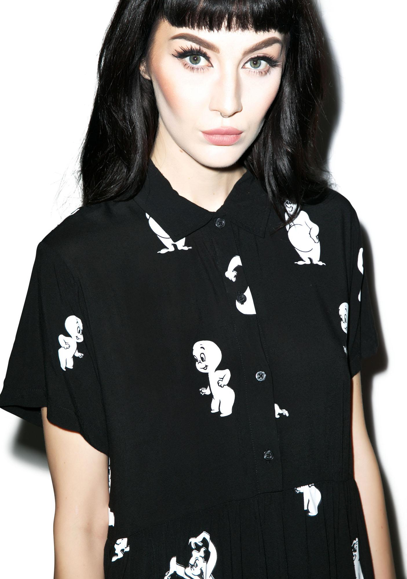 Lazy Oaf X Casper Trio Dress