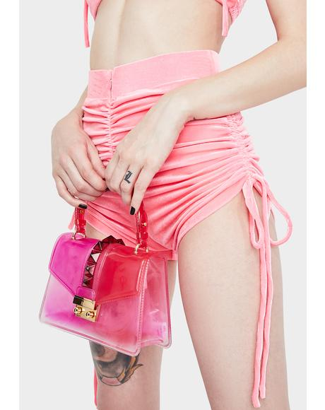 You're The One PVC Handbag