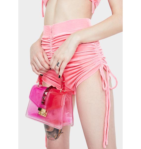 You're The One PVC Handbag