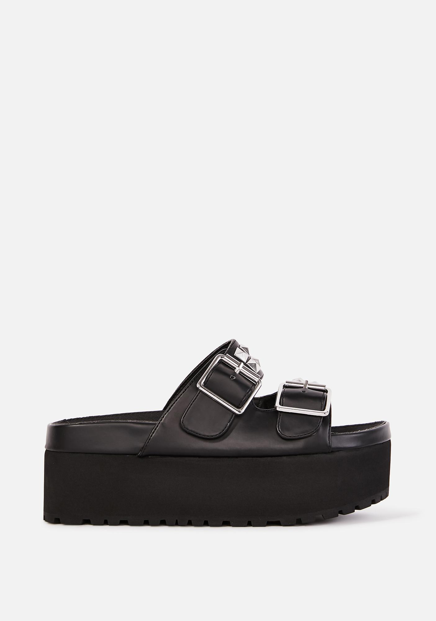 Charla Tedrick Icon Platform Sandals