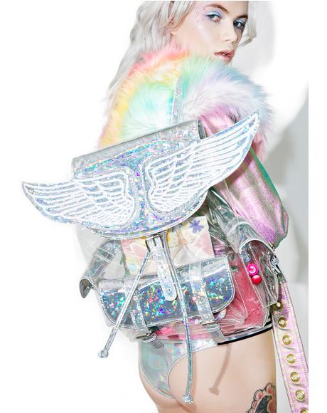 Teen Angel Backpack