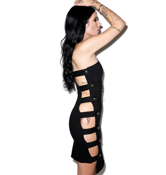 Directors Cut Out Dress