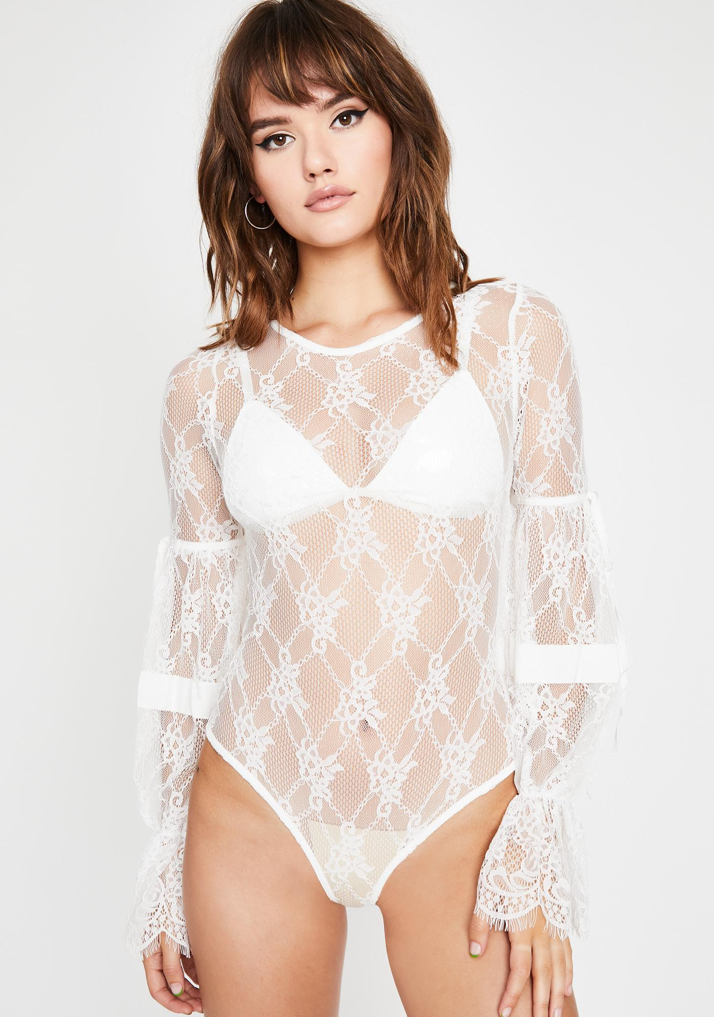 Forever N' Always Lace Bodysuit