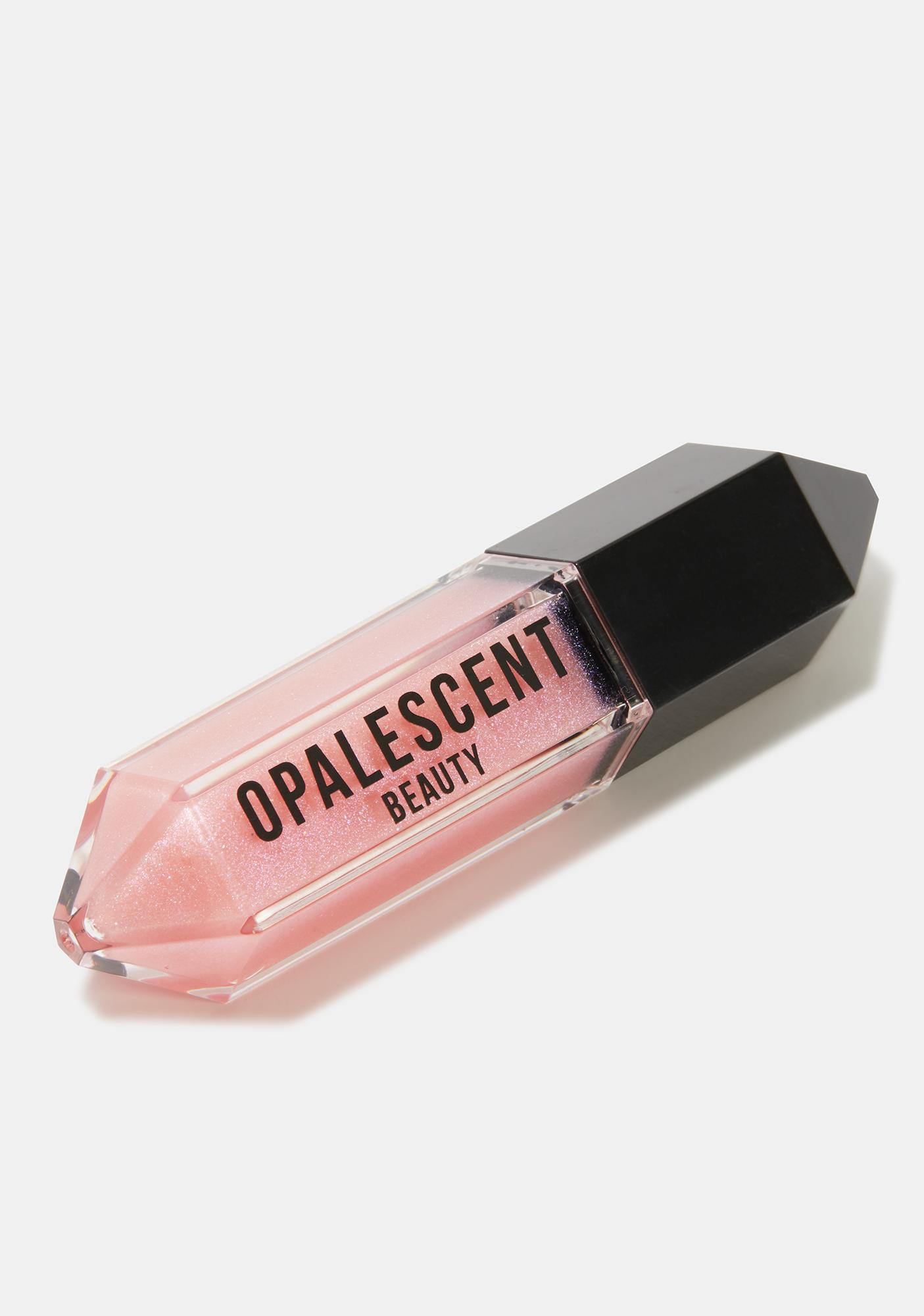 Opalescent Beauty Rose Quartz Lip Gloss