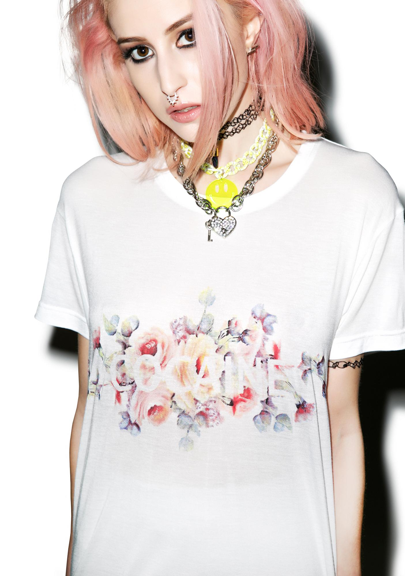 Ruby Starling Cocaine Tee