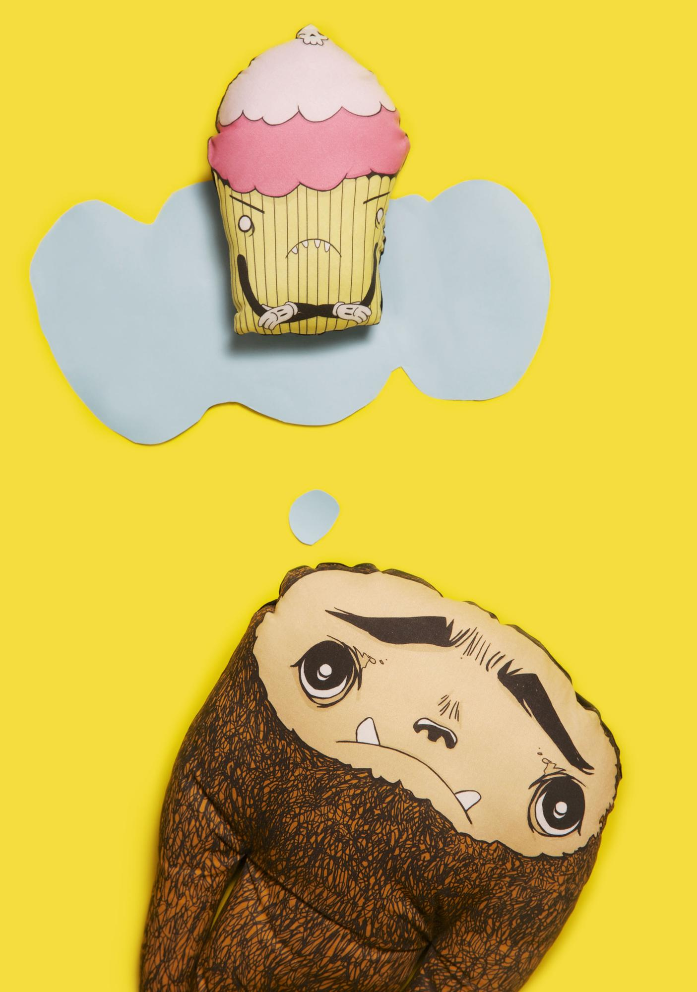 Pickled Punks Mini Cupcake Plush