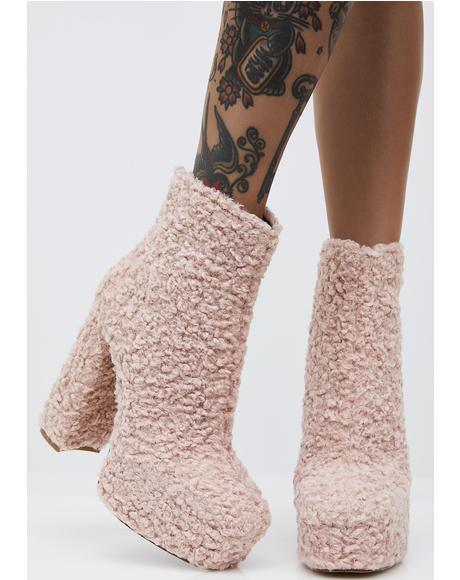 Forrest Platform Boots