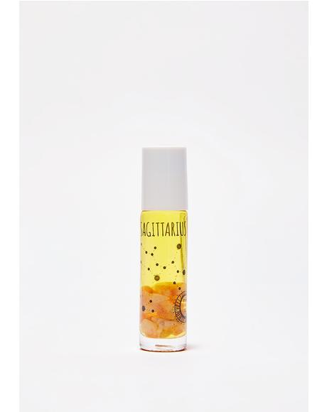 Sagittarius Oil Perfume Roller