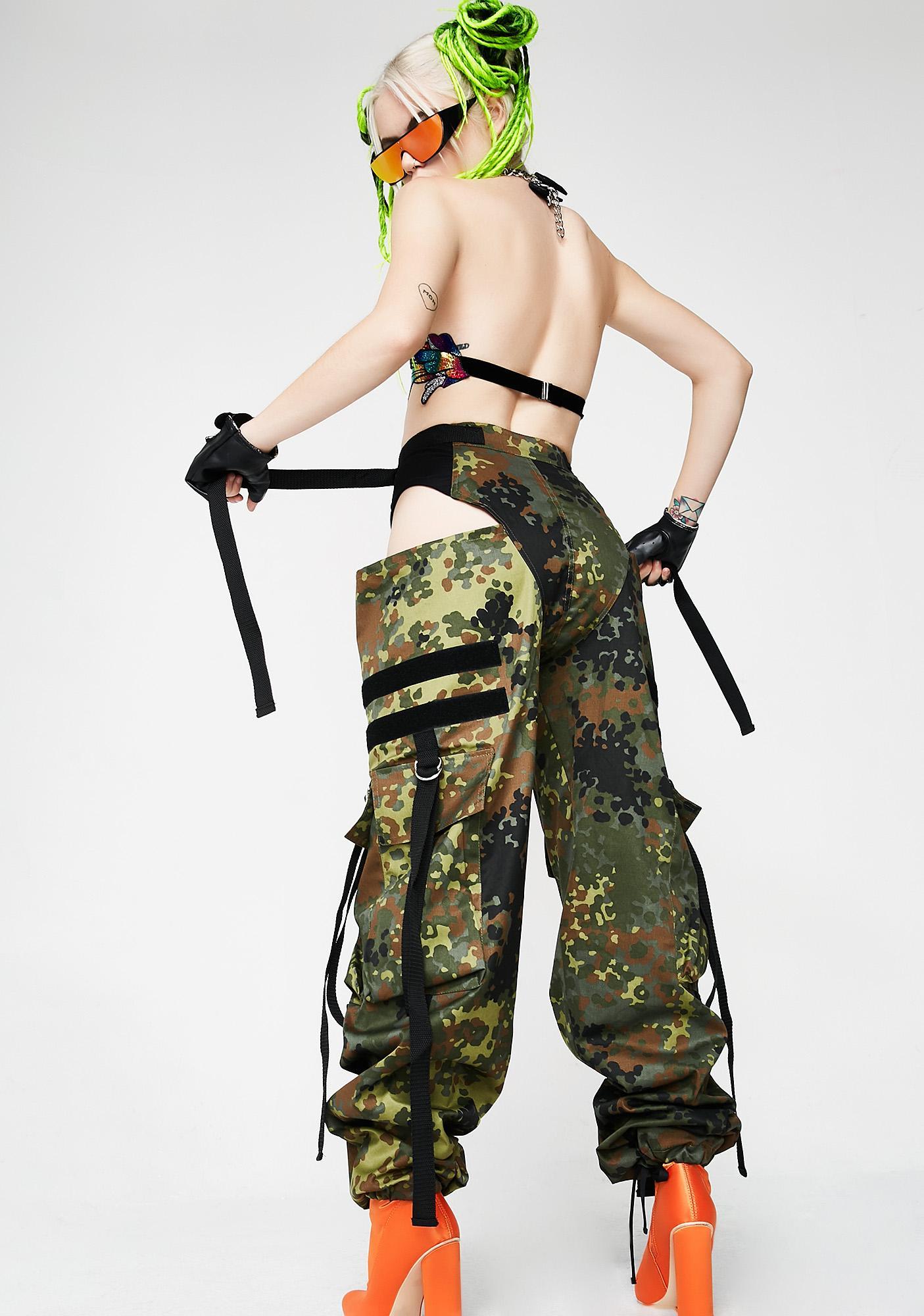 Namilia Cargo Panty Trouser