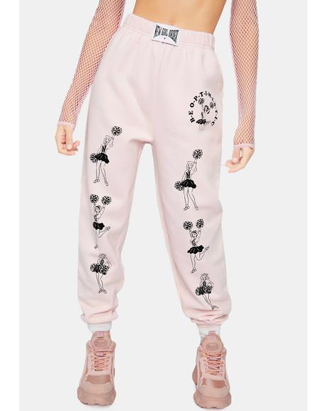 Cheer Jogger Sweatpants