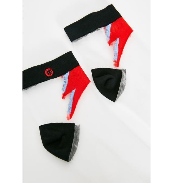 Stance Rebel Rebel Crew Socks