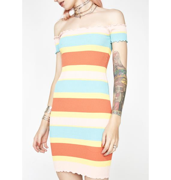 So Sweet Striped Dress