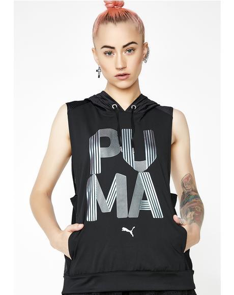 Punch Hood Vest