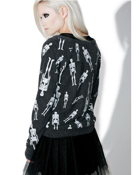 Skellington Sweater