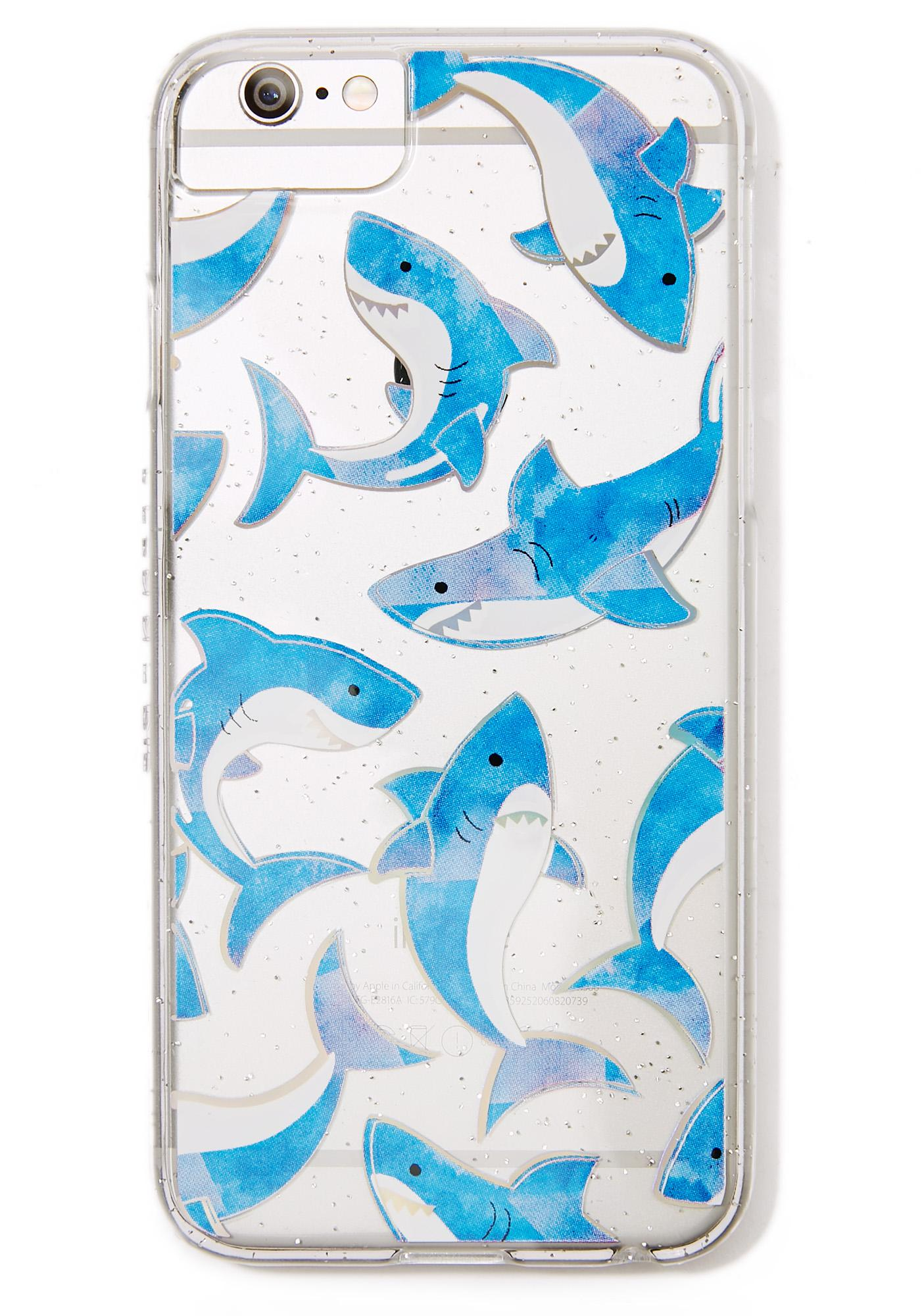 Skinnydip Jaws iPhone Case