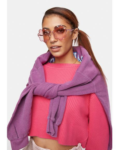 Bloom Oversized Sunglasses