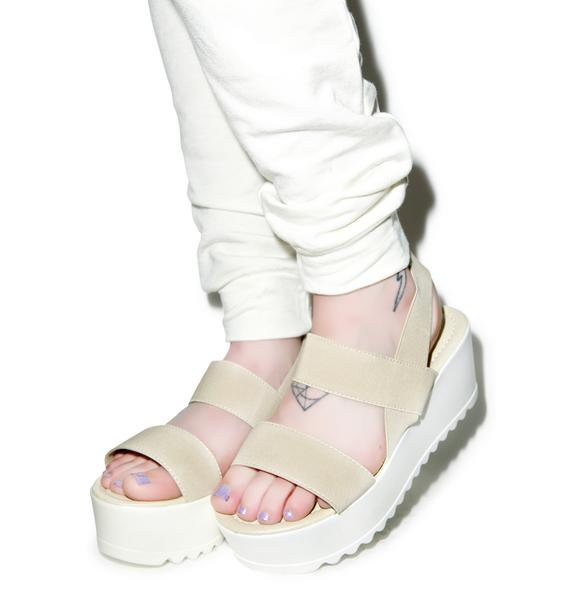 Sacher Platform Sandals