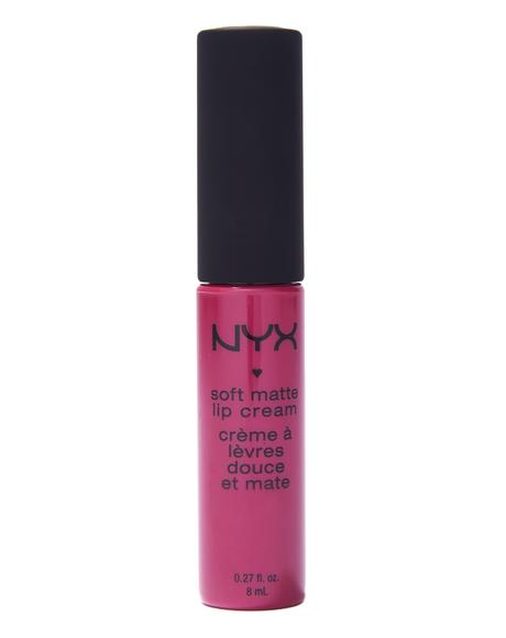 Prague Soft Matte Lip Cream