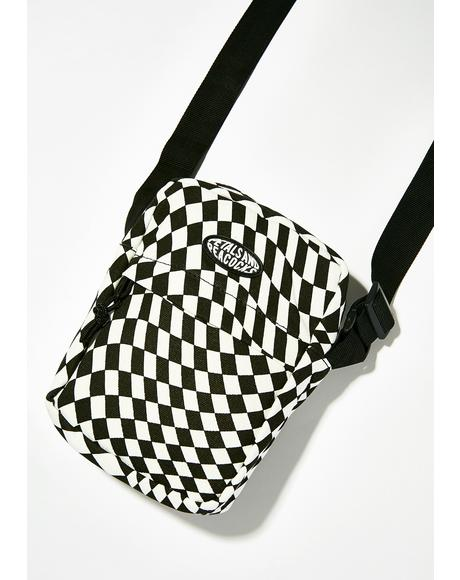 Warped Crossbody Bag