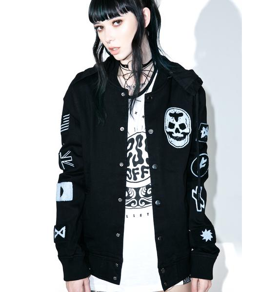 Killstar Highway To Nowhere Hooded Jacket