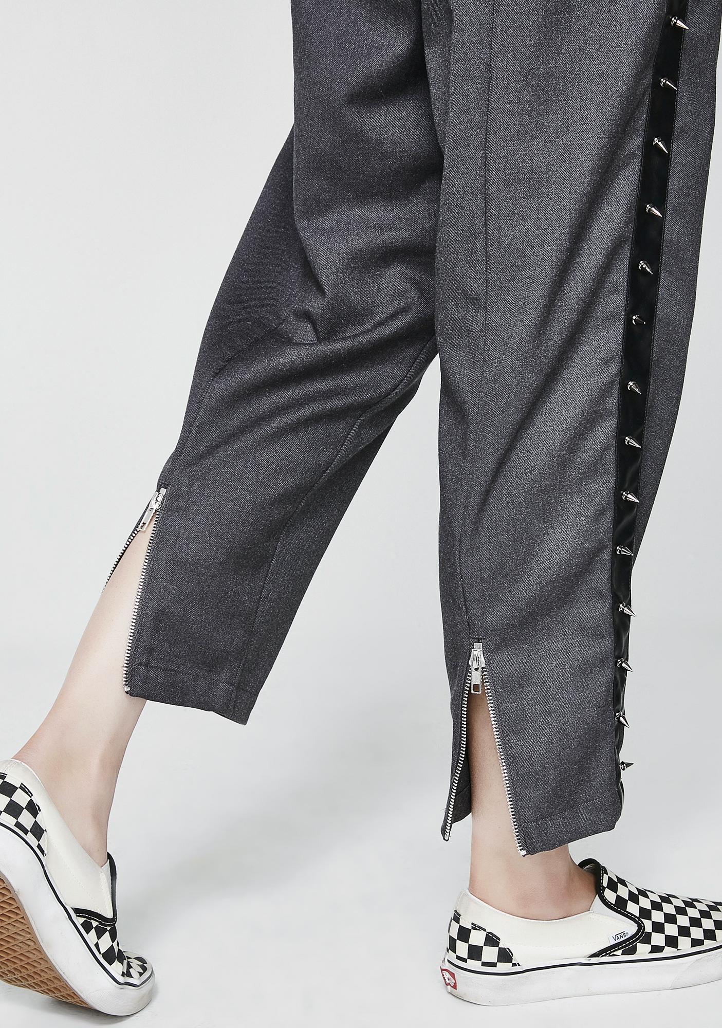 Disturbia Peggy Stud Trousers