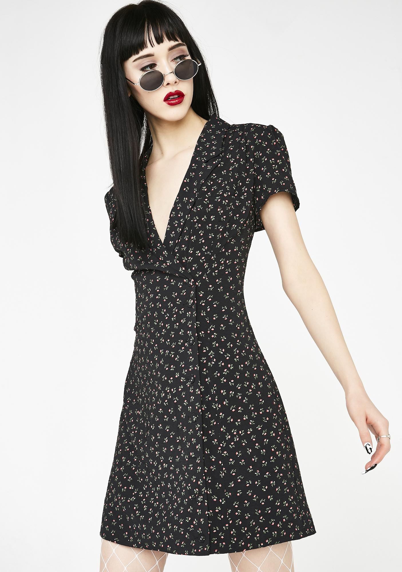 Love Like This Floral Dress