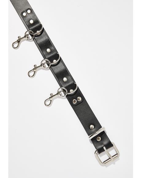 So Ruthless Clasps Choker