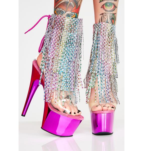 Pleaser Taste Like Candy Adore Platform Heels