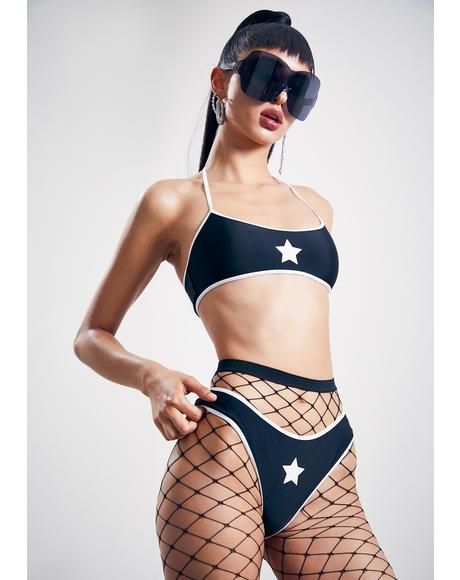 Starlight Seduction Bikini Set