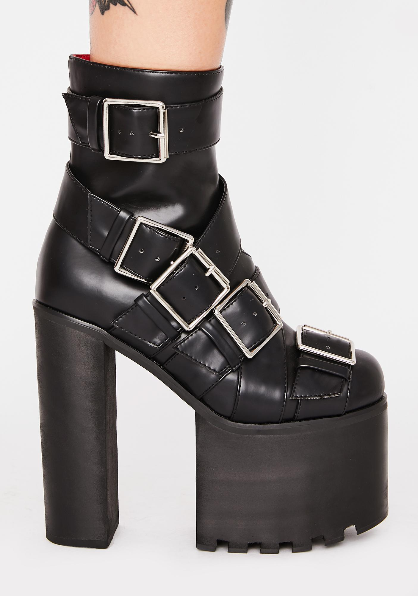 Charla Tedrick Gibson Ankle Boots