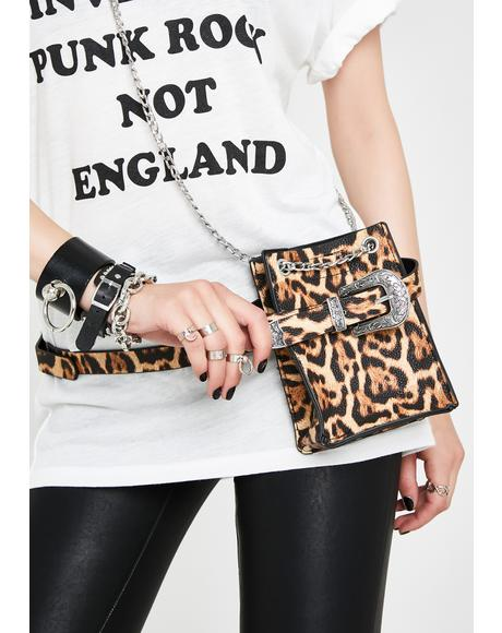 Catty What Goes Around Belt Bag