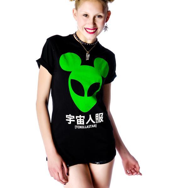 Killstar Alien Tee