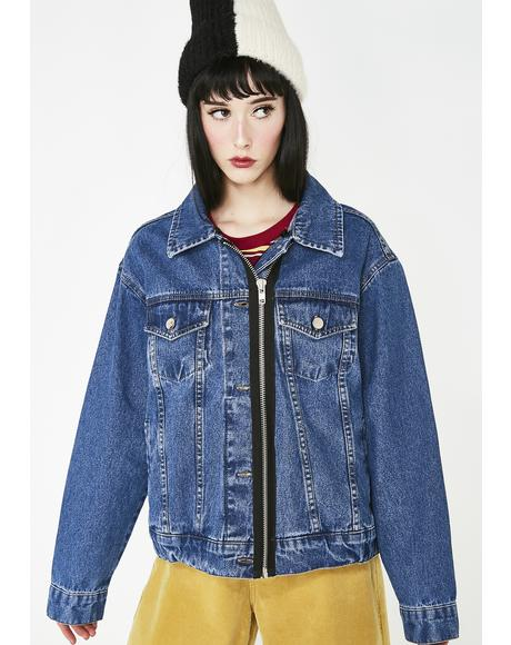 Lina Denim Jacket