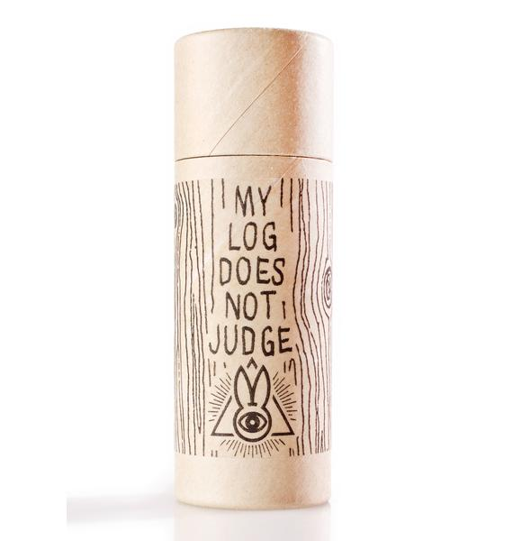 Arcane Bunny Society My Log Does Not Judge Lotion Bar