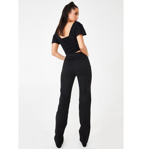 I AM GIA Carolina Lace-Up Pants