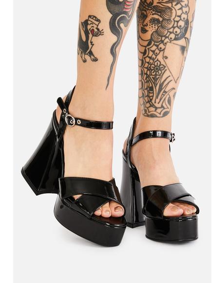 The Dopest Platform Sandals