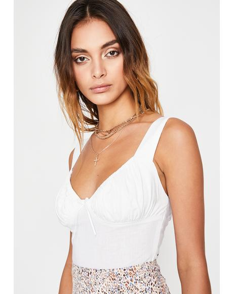 Angel Luva Gal Crop Top