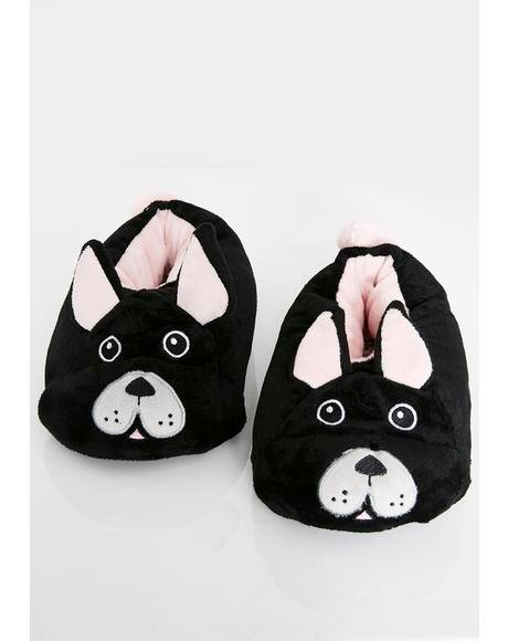 Dog Eat Dog Slippers