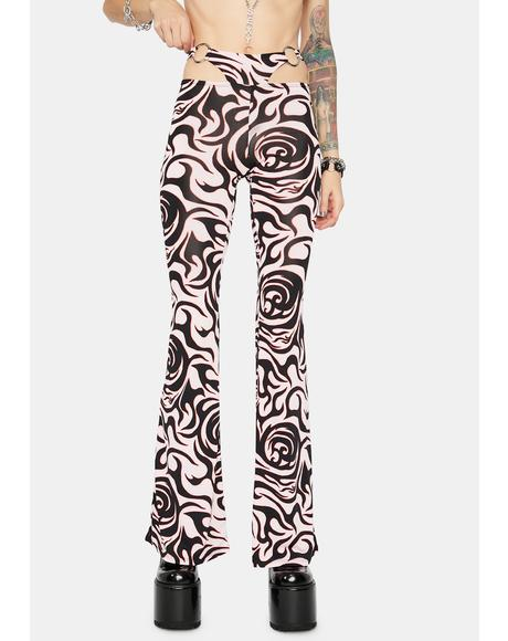 Dare To Defy Flare Pants