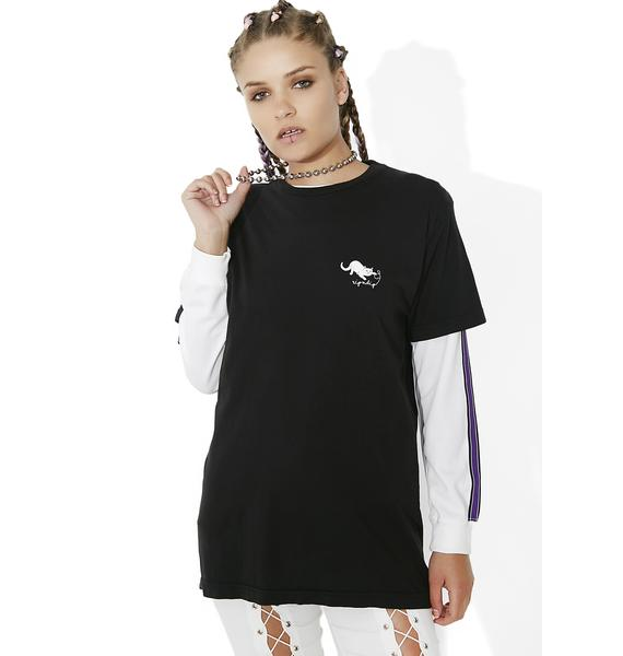 RIPNDIP Nermal Strings Tee